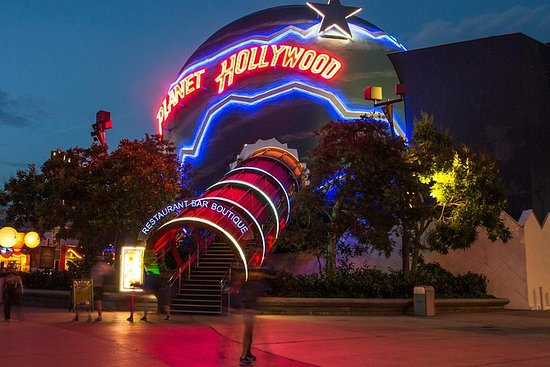 Planet Hollywood Disneyland Parijs ...