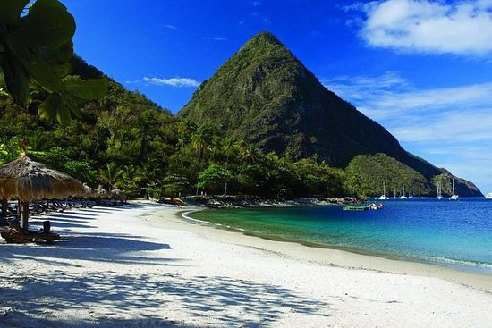 Gros Piton Private Hike a St Lucia