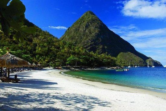 Private Gros Piton Fottur i St Lucia