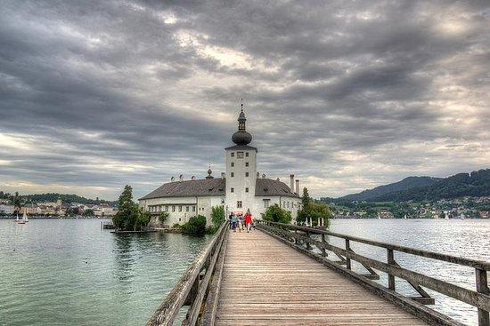 Gita giornaliera privata per Hallstatt, tra cui le splendide Alpi