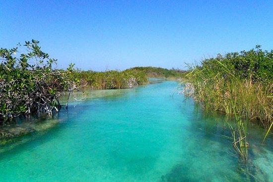 Biosfera Sian Ka'an desde Playa del...