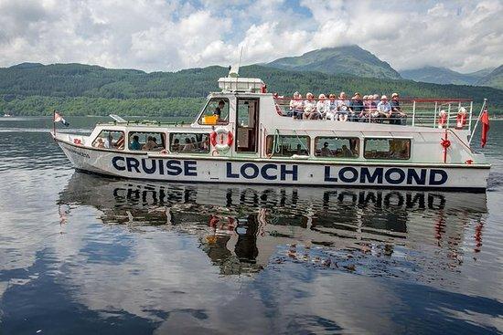 Loch Lomond Circular Cruise from...