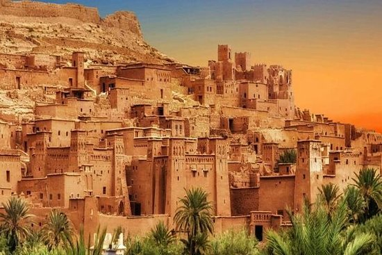 Excursión de Ouarzazate y Ait Ben...