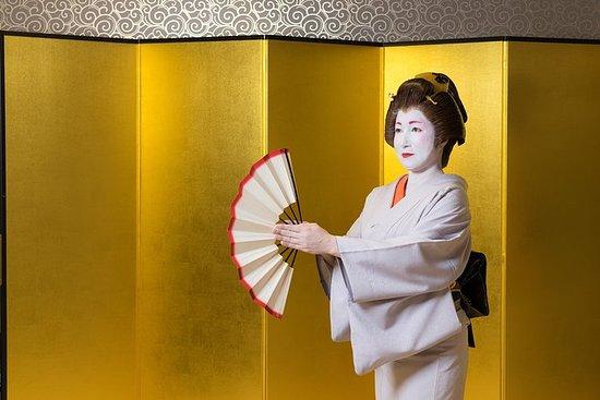 Geisha erfaring på Chaya i Tokyo