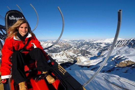 Excursion dans les Alpes suisses au...