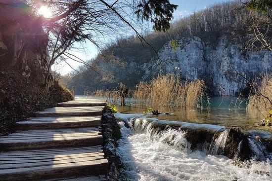 Plitvice湖Rastoke村Turanj堡垒和奶酪品尝 - 小组