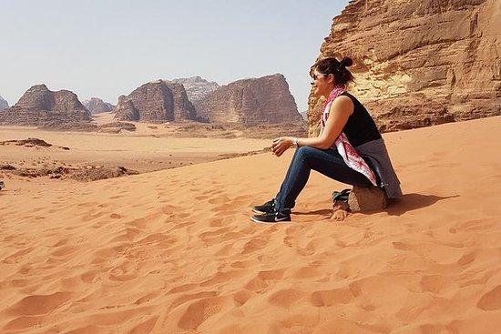 Privat helgedag 'Walk on Mars' tur på...