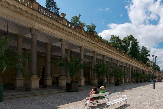 Hela dagen Privat Karlovy Vary Tour ...