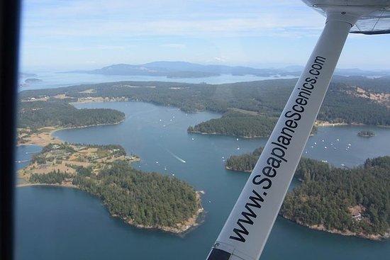 San Juan Islands Seaplane Tour Afgår...