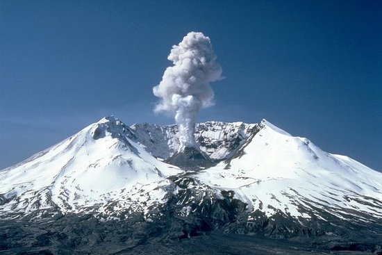 Mount St Helens Seaplane Tour Afgang...