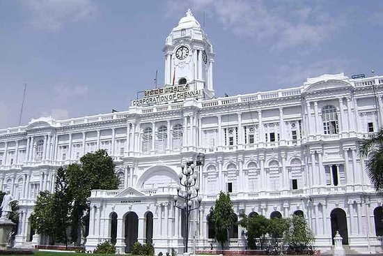 Private Half-Day Tour in Chennai...