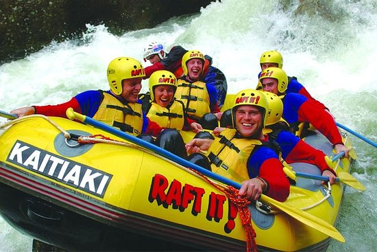 White Water Rafting with Optional...