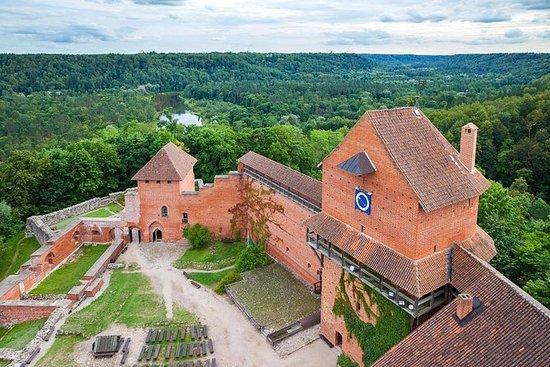 Mini Baltic Tour: Riga - Sigulda...