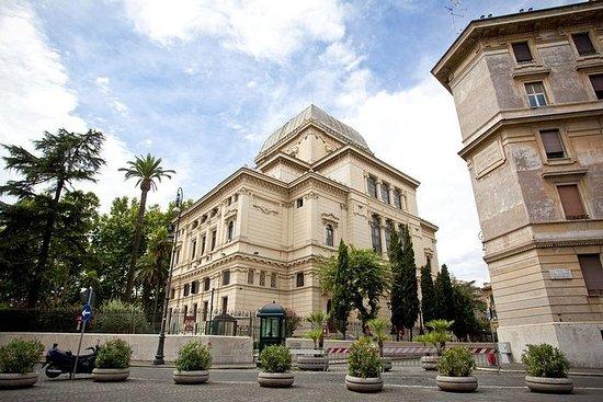 Joodse rondleiding door Rome