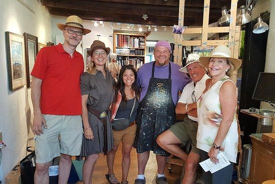 Taos Artisan Walking Tour & Chocolate: Taos Artisan Walking Tour & Chocolate