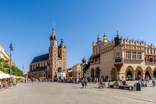 Escursione di un giorno a Cracovia