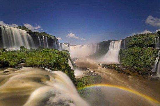 Entrada a las Cataratas del Iguazú