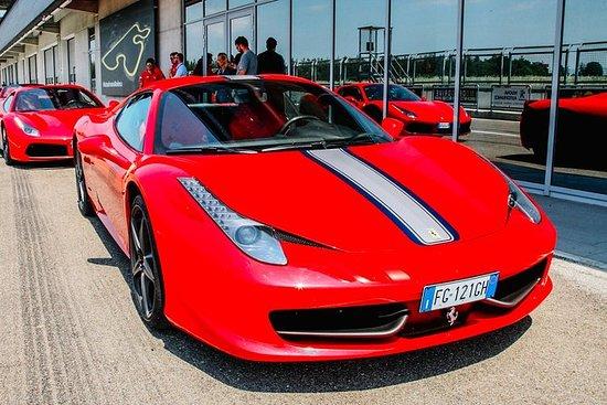 Ferrari 458 Spider Road Testfahrt
