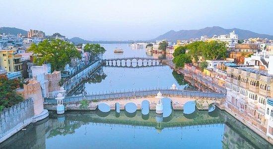 Privater Reiseleiter in Udaipur mit...