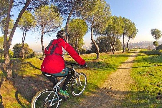 Mountain Biking in Madrid...