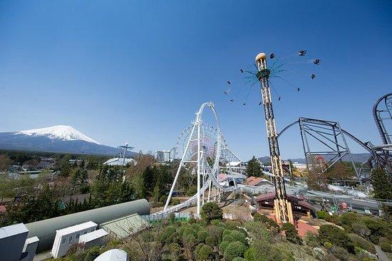 Viator Exclusive: Fuji-Q Highland...