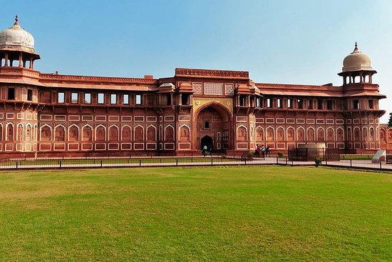 Agra Fort Skip the Line Admission...