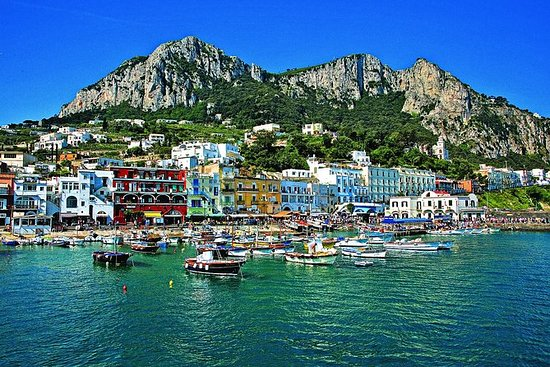 Exploring Capri and Anacapri from...