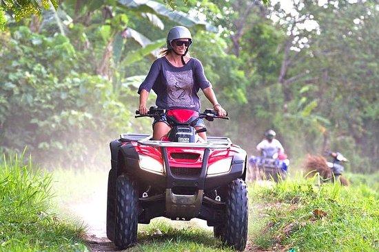 Bali Quad Bike y Rafting Adventures