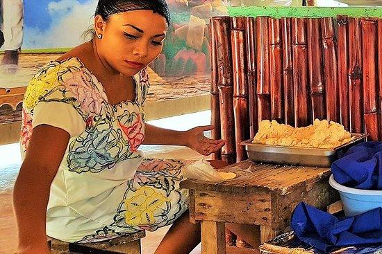 Chichen Itza et l'expérience de cuisine...