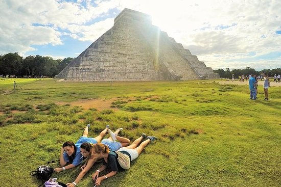 Chichen Itza Cultural Mayan erfaring...