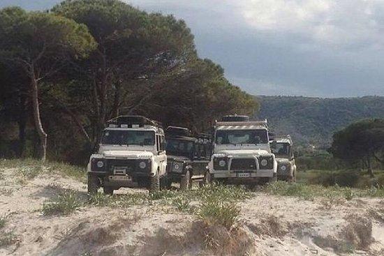 Excursion en jeep à San Teodoro...