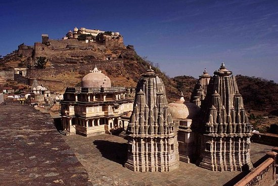 Kumbhalgarh Fort Admission Ticket...