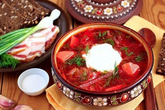 基輔美食之旅烏克蘭美食品嚐