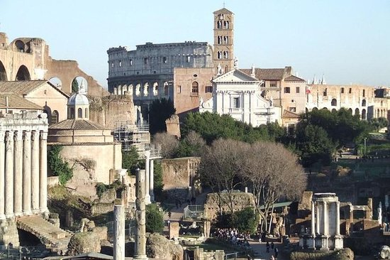 ROME ON YOUR OWN - from Civitavecchia...