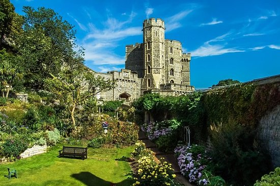 Windsor Castle Visita independiente...