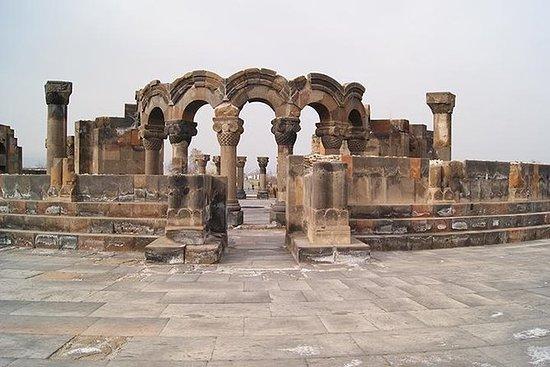 Visite privée à Echmiadzin...