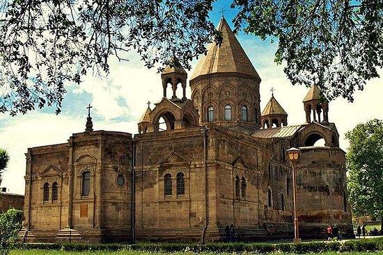 Visite privée à Echmiadzin, Zvartnots