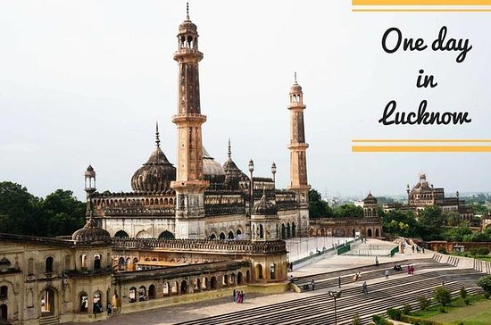 Lucknow In a Day Sightseeing Tour - 8...