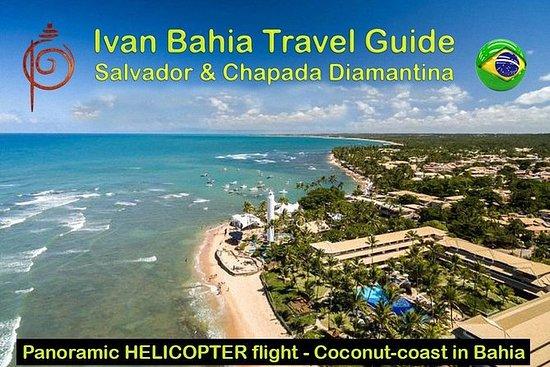 Salvador & Coconut-Küste von Bahia...