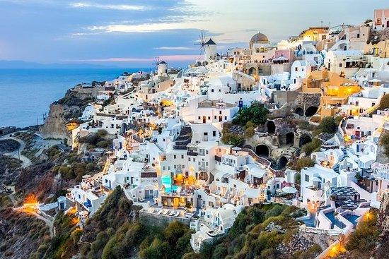 Gita di un giorno a Santorini da