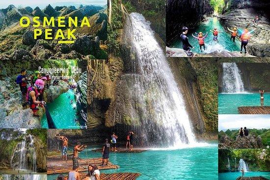 Privat Cebu Day Tour: Osmena Peak...