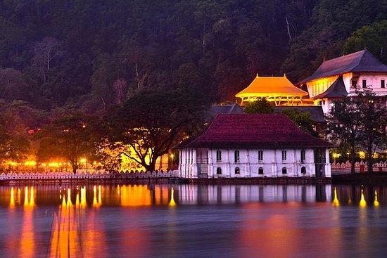 El último reino de Sri Lanka...