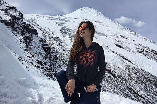 Osorno Volcano, Petrohue and All...