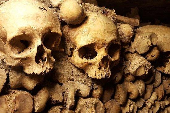 NEW! Paris Catacombs private tour...