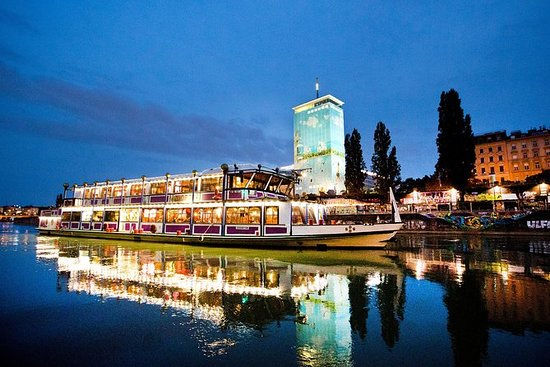 New Year's Cruise Vienna a bordo di