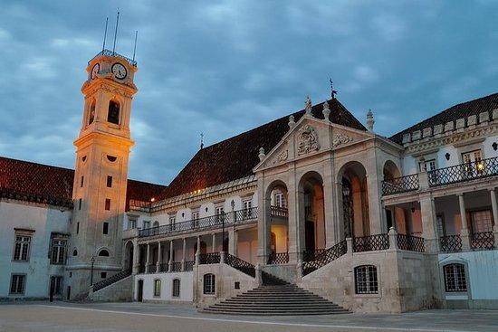 Tour privado de un día a Coimbra y...