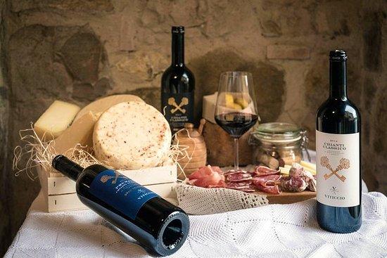 Toscana: Degustación de vinos y...
