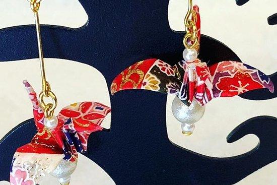 Craft Origami Jewelry Workshop