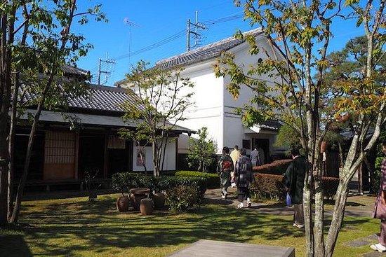 Yuki-Tsumugi Authentic Kimono Craft...