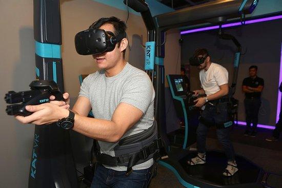 VR Omni Directional Tradmills